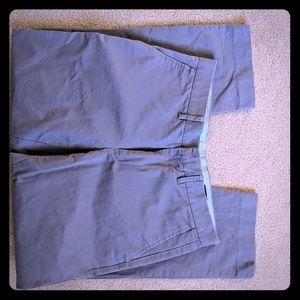 J Crew 31 W 30 L Gray Pant
